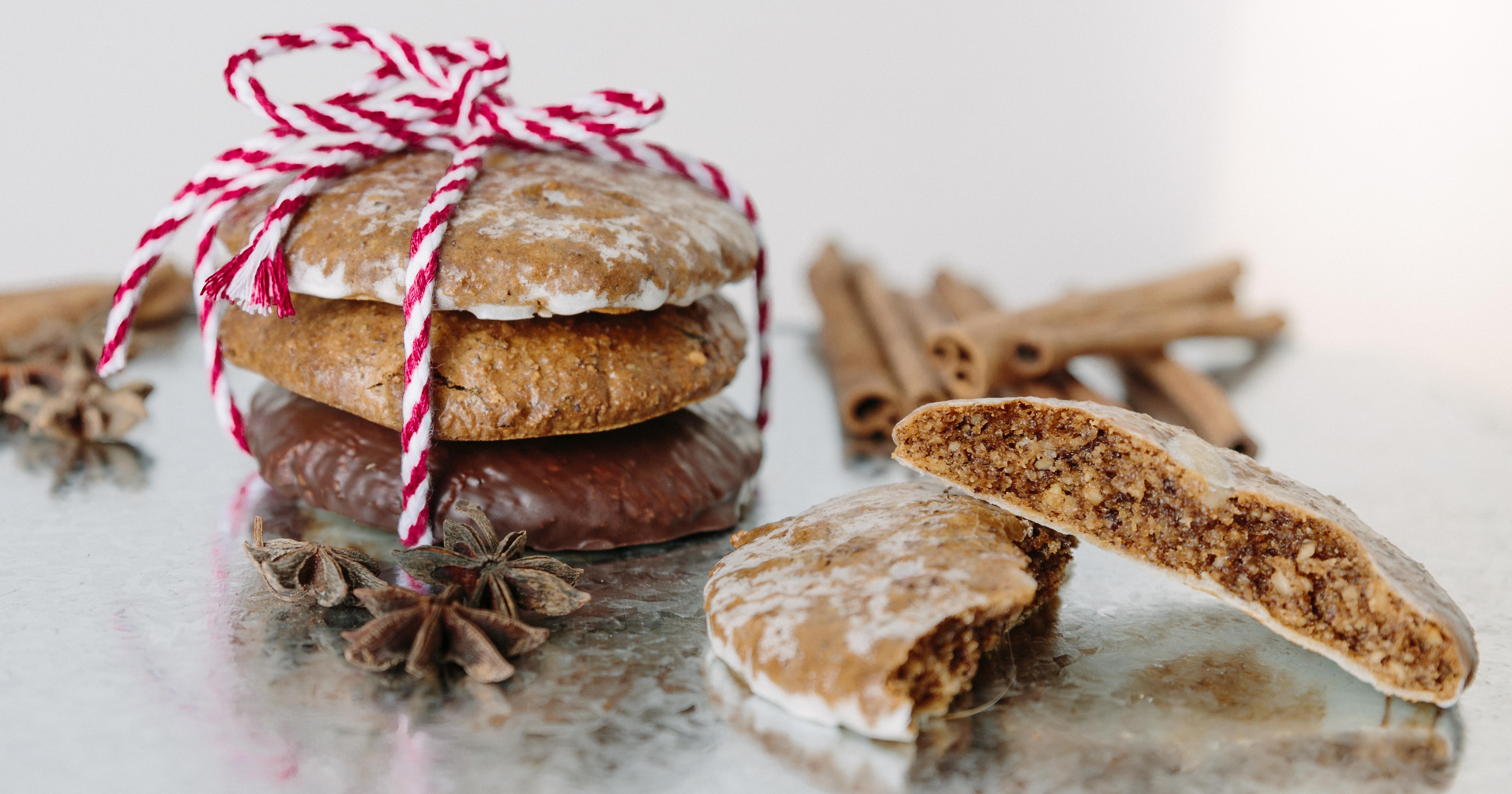 Geschenke für Geschäftsfreunde: Diakonie-Elisenlebkuchen
